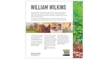 William Wilkins paintings and drawings, back cover