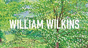 William Wilkins pointillism art paintings and drawings